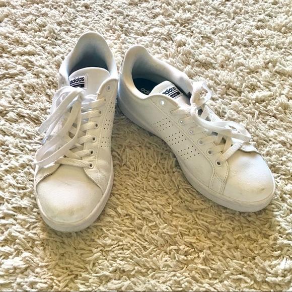 adidas Women's Shoe's Cloudfoam Advantage Clean Sneakers